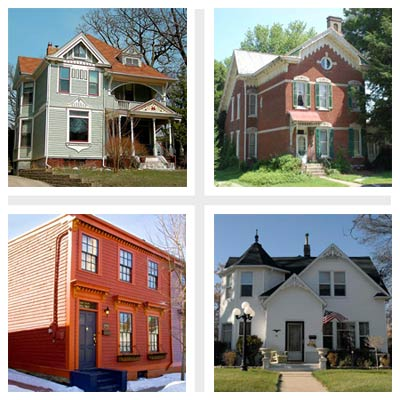 best old house neighborhoods for easy commute 2011