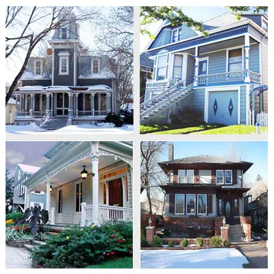 best old house neighborhoods for families