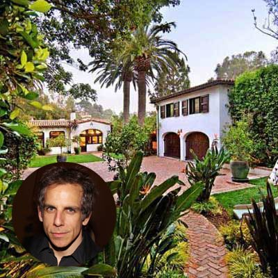 Ben Stiller Stately Celebrity Homes For Sale Ii This