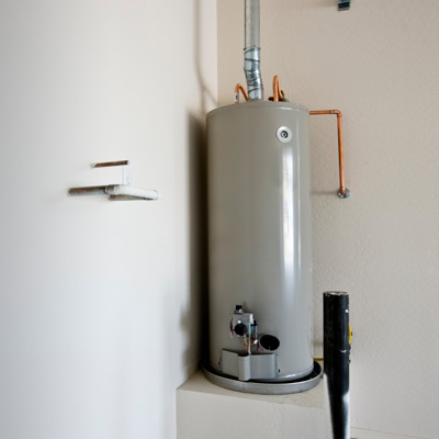 brand new water heater