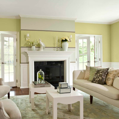 From ho hum to hue tastic no fail paint colors for small for Living room color ideas for small spaces