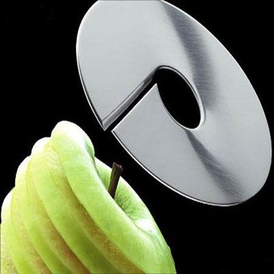 an apple slicer made by Mono-Giro