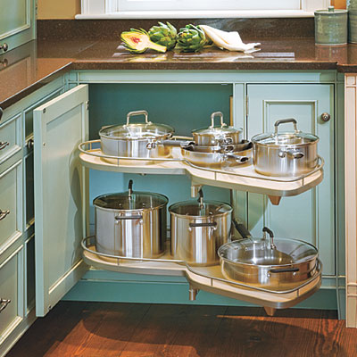 7. Impressive Kitchen Cabinet Storage | Our 25 Most Popular