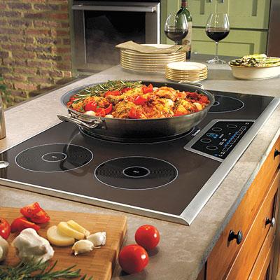 Kitchen cooktop