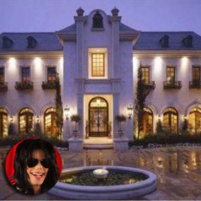michael jackson's LA home for sale