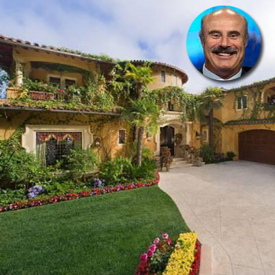 dr. phils' LA home for sale