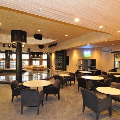 50 cent's in-house nightclub at his house in CT
