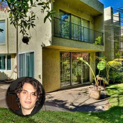 John Mayer's CA house for sale