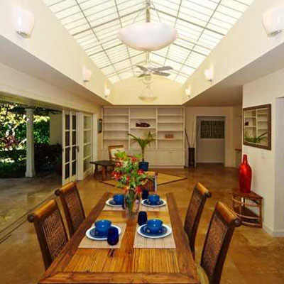 Inside daniel dae kim 39 s island home stately celebrity for Old home interior pictures for sale