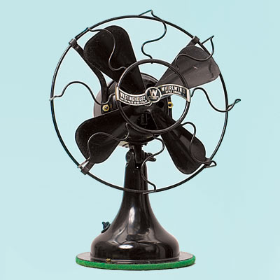 vintage fan by westinghouse