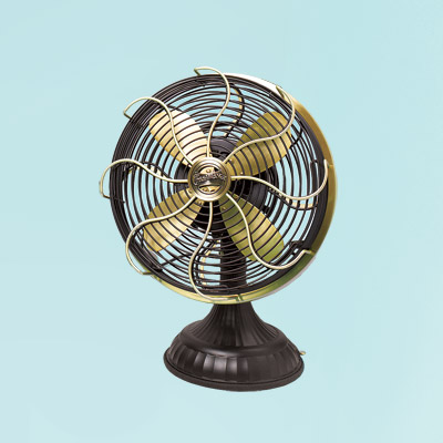vintage fan by casablanca fan company