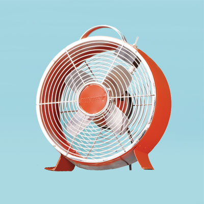vintage fan by deco breeze
