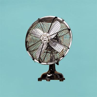 vintage fan by ecco