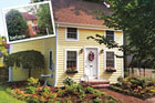 the exterior reader remodel winner for curb appeal, before inset