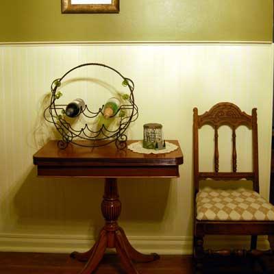 Reader's remodeled dining room