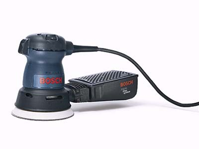 Bosch palm-grip sander