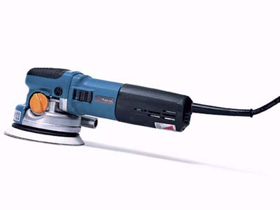 Makita's 6-inch barrel-grip sander