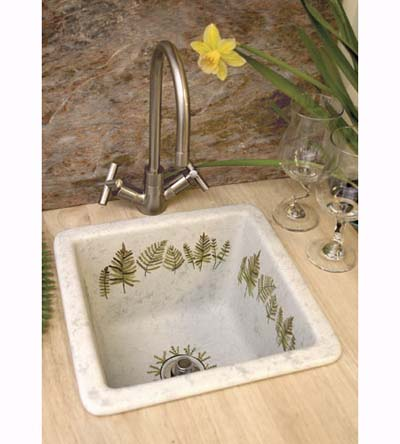 Fern Sink by PSC