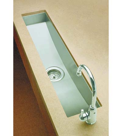 Undertone Trough sink from Kohler