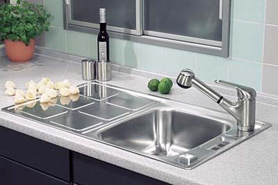 Teka's Quadro bar sink