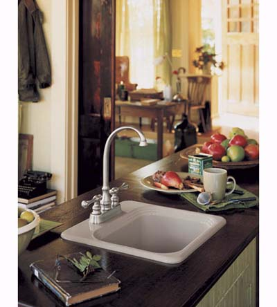 Nothland bar sink from Kohler