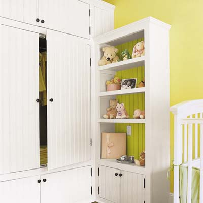 Wall-Ordered Wardrobe | Built-in Storage Ideas | This Old ...