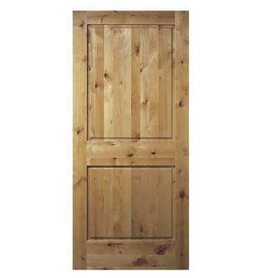 fireproof wood door from Jeld Wen