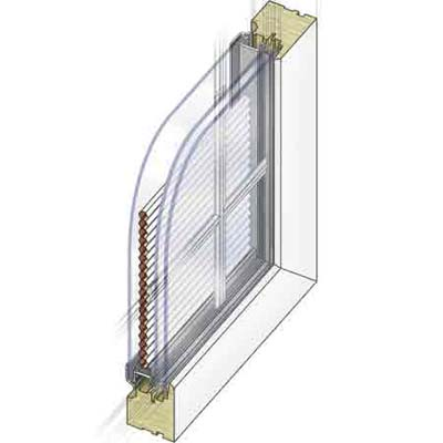 fireproof triple pane windows from Pella