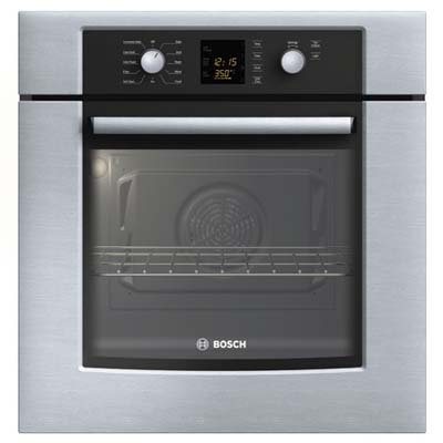 wall mounted oven from Bosch