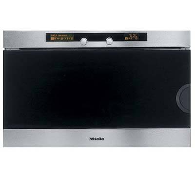 steam oven from Miele