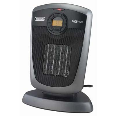 DeLonghi ceramic heater, about $70