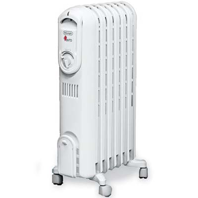 DeLonghi oil-filled radiator, about $91