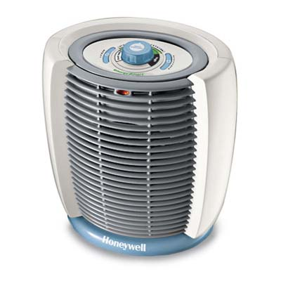 Honeywell Cool Touch Energy Smart fan-forced heater, about $46