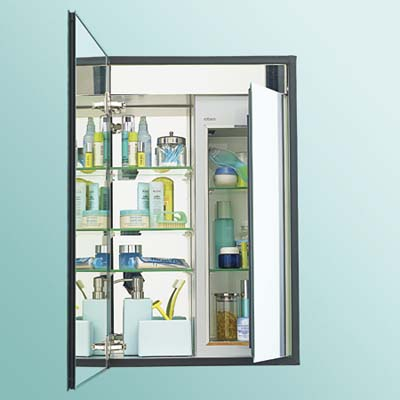 medicine cabinets for delicate medicines and beauty products