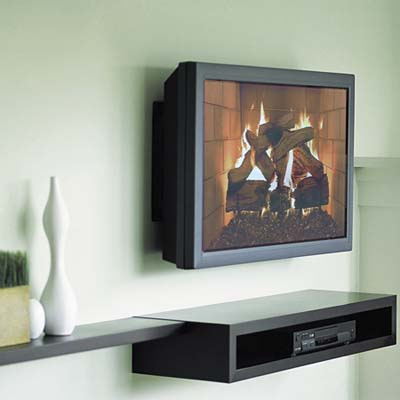 Fireplace DVD by PlasmaWindow