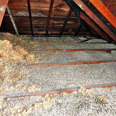Possible Hazards of Vermiculite insulation and home safety