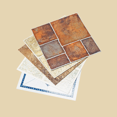 peel and stick vinyl floor tiles