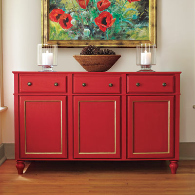 18 Fix A Balky Sideboard Drawer 37 Easy Ways To Add Storage To Every Room