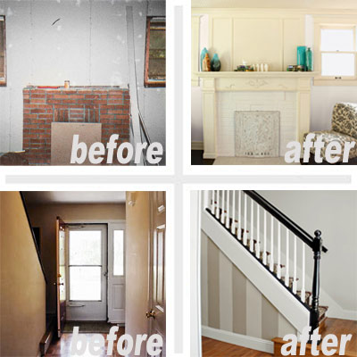 Financially friendly trade inspiring home spruce ups on Home improvement ideas