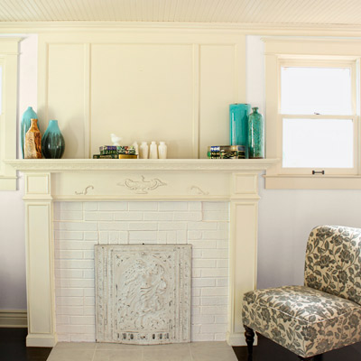 reader budget remodel fireplace after