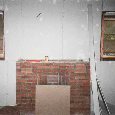 reader budget remodel fireplace before
