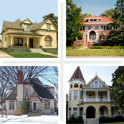 Best Old House Neighborhoods 2012: College Towns