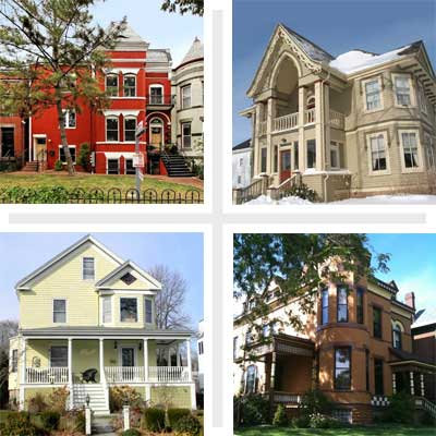 Best Old House Neighborhoods 2012: Lots to Do