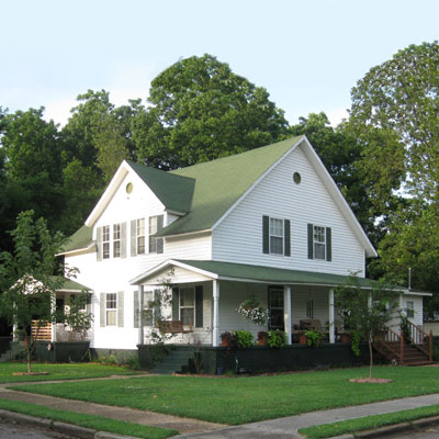 Merrimack Mill Village, Huntsville, Alabama, this old house best neighborhood 2012