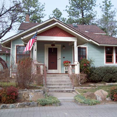 Pine Crest Historic District, Prescott, Arizona this old house best neighborhood 2012