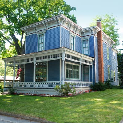 West Washington, South Bend, Indiana best old house neighborhoods 2012