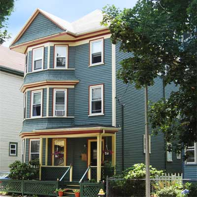 Jamaica Plain, Boston, Massachusetts, this old house best neighborhood 2012
