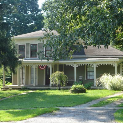 Best for Small Town Lovers Peninsula, Ohio, editors' picks this old house best neighborhoods 2012