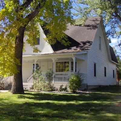 Buffalo, Wyoming this old house best neighborhood 2012