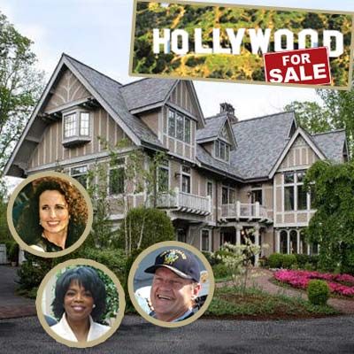Lifestyles of the Rich and Famous Stately Celebrity Homes for Sale III